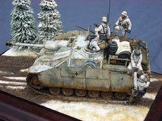 Sturmgeschütz III Ausf. G von Lars Kolweyh (1:48 Tamiya)