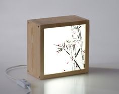 Light Box Swallows