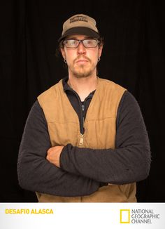 Conheça Brent Sass, um dos oito exploradores desta expedição de proporções épicas.  Desafio Alasca. #DesafioAlasca Confira conteúdo exclusivo no www.foxplay.com