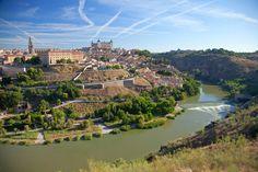 View of Toledo, Spain rick steves