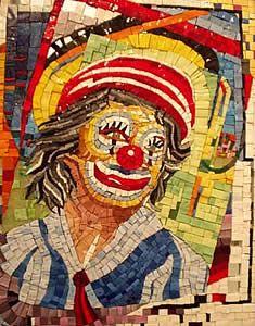 mosaic art source - Prix Picassiette International Mosaic Exhibit - Chartres, France