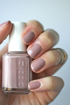 Essie - lady like.