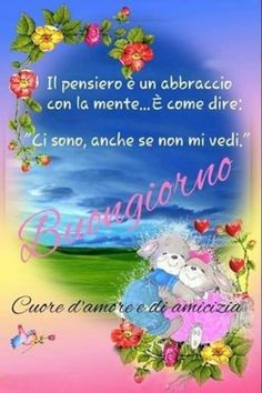 Good morning sister and yours, have a nice Friday and a great weekend, God bless 😃🌞💙💕💜. Italian Memes, Italian Quotes, Bon Week End Image, Italian Greetings, Good Morning Sister, Joelle, Messages, Prayers, Blessed