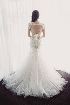 Wedding gown by MXM Couture