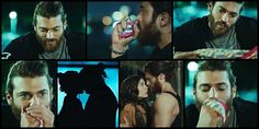 Erkenci Kuş / Early Bird - Collage Movie Characters, Fictional Characters, Early Bird, Daydream, The Man, Actors & Actresses, Phoenix, Favorite Tv Shows, Movie Tv