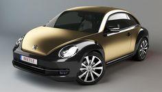 De nieuwe Beetle!