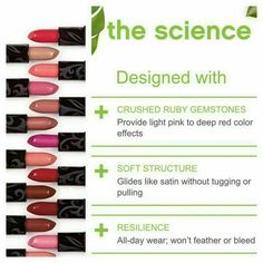 Younique Opulence Lipstick science www.thedivadonna.com