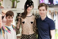 Sr Amor, Amores Trash Couture + Marcelo Giacobbe / LACE AND ROLL