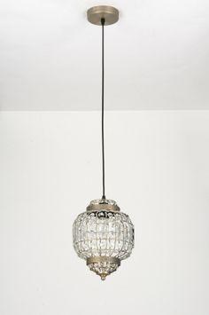Hanglamp 71599: Landelijk, Rustiek, Klassiek, Eigentijds Klassiek Art Deco, Ceiling Lights, Lighting, Pendant, Home Decor, Classic, Homemade Home Decor, Light Fixtures, Ceiling Lamps