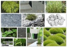 Aménagement extérieur et plan 3D de jardin Zen