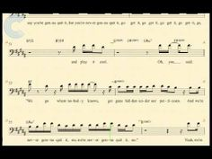 """Euphonium - """"Chocolate"""" - The 1975 - Sheet Music, Chords, and Vocals - YouTube"""