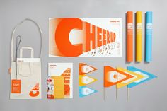 CHEER UP! on Behance