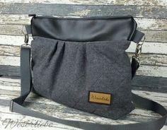 Freebook von Weserliebe: Neuer Taschenschnitt Handtasche KOGGE