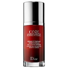 Dior Serum. Expensive, but lasts forever!