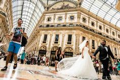 wedding in Milan, couple from Istanbul