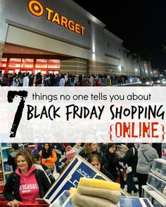 Black Friday Shopping Online! Tips for Black Friday Shopping at Home!