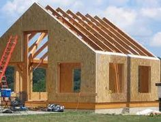Carolina Diversified Builders offers a wide range of construction technologies, including modular, log, timber frame and structural insulated panels. Cabin Design, House Design, Sip House, Sips Panels, Structural Insulated Panels, Timber Buildings, Timber Frame Homes, New Home Construction, Building A New Home