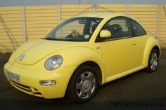 Volkswagen Beetle 2.0 Highline