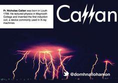 Nicholas Callan. Lightning stock image courtesy of NOAA. http://commons.wikimedia.org/wiki/File:Cloud-to-ground_lightning2_-_NOAA.jpg
