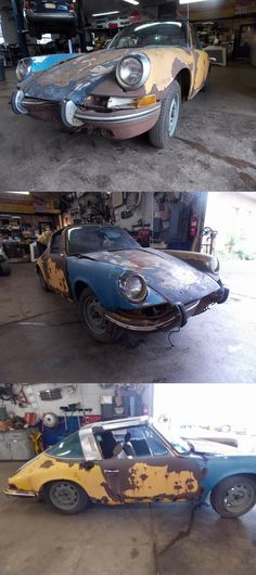 Porsche 911 Targa, Restoration, Toys, Car, Projects, Activity Toys, Log Projects, Automobile, Blue Prints