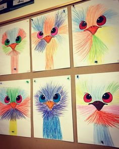 Scribble art is a fun, boredom busting, creative art activity for kids! Sponsored by Mr Sketch Scented Crayons. Art 2nd Grade, Arte Elemental, Classe D'art, Crafts For Kids, Arts And Crafts, School Art Projects, Kindergarten Art Projects, Art Projects For Kindergarteners, Art School