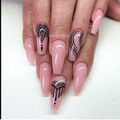 """ by @solinsnaglar  #nails #nail #fashion #style #TagsForLikes #cute #beauty #beautiful #instagood #pretty #girl #girls #stylish #sparkles #styles…"""