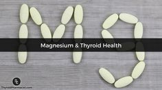 Magnesium deficiency can be a major issue for people with thyroid disease. Discover how to overcome it and why it'll improve your health.