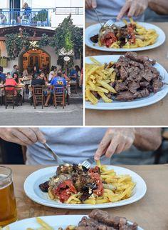 Greece - Naxos, Queen of the Cyclades - HeNeedsFood Naxos Greece, Greece Pictures, Fresh Basil, Greece Travel, Greek Islands, Bucket, Europe, Restaurant, Holidays