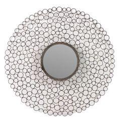 $123.29 Metal Mirror Overstock.com