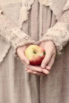 Giving Hands - Apples