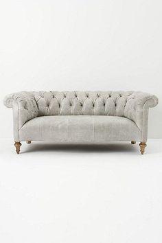 milo sofa by anthropologie