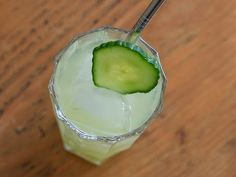 Cucumber-Tequila Cooler Recipe on Yummly