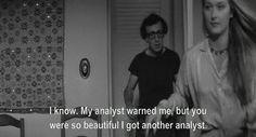 Woody Allen / Manhattan
