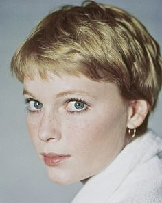 Remembering Mia Farrow's Pixie Perfection, in Honor of Her 70th Birthday  #InStyle
