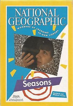Seasons National Geographic Wonders of Learning (CD-ROM library)