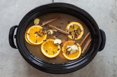 How To Make Mulled Cider in the Slow Cooker — Cooking Lessons from The Kitchn