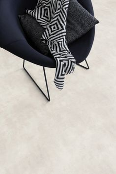 Creation 55 Insight Luxury Vinyl planks enhance interior decor and easy living. Dalle Pvc, Commercial Flooring, Luxury Vinyl Plank, Wet Rooms, Flagstone, Vinyl Flooring, Decoration, Interior Decorating, Chair