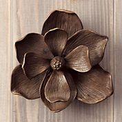 Magnolia Door Knocker... love it!!