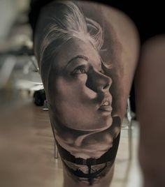 tattoo by Csörsz Pèter (Casper)