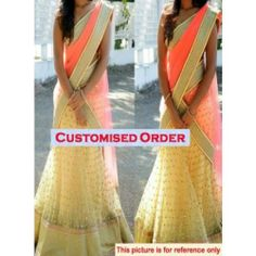 Online Shopping for women's clothing stylish cream lehe   Lehnga   Unique Indian Products by j's attire - MJ'S 88860067180