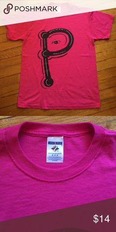 Black eyed pea PINK T-shirt. Medium. Black eyed pea PINK T-shirt. Medium.  Cute for Halloween!!!  Can ship same day! Tops Tees - Short Sleeve