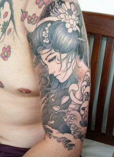 Webzetalk: 50 Amazing Japanese tattoo designs