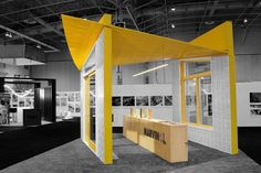 Marvin Windows and Doors Canada booth by Arc Co Design Collective Toronto