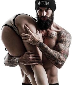 "BEARD BROTHERS on Instagram: ""Beards&Butt.s Model @kryspasiecznik for @Odin.gear #BB"""