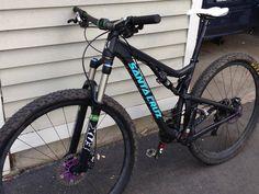 Santa Cruz Tallboy - Vital Member, Troydon Murison - 10 Tantalizing Tallboys - Mountain Biking Pictures - Vital MTB