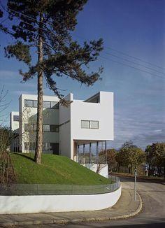 Fondation Le Corbusier - Buildings - Maisons Weissenhof-Siedlung