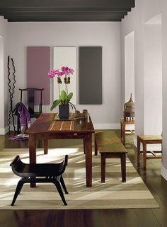 Elegant Dining Room Paint Color Ideas