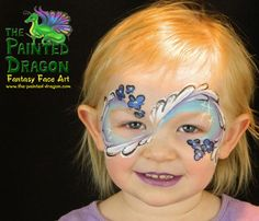 Photo Gallery - The Painted Dragon -- Face painting for the Quad Cities and surronding areas. Dragon Face Painting, Body Painting, Mask Girl, Dragon Party, Quad Cities, 2nd Birthday Parties, Face And Body, Photo Galleries, Gallery