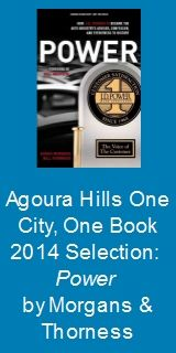Love that LA's Agoura Branch is publicizing the One City One Book selection with a widget from LibraryAware.-Nancy