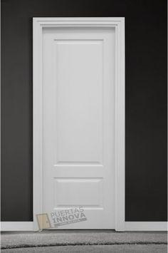 Catálogo Puertas Lacadas Blancas   Puertas Innova S.L.U Wooden Doors, Door Design, Dressing Room, Tall Cabinet Storage, Sweet Home, Villa, David, Furniture, Home Decor